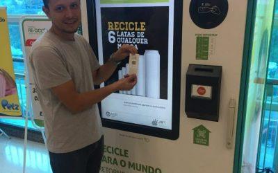 Carrefour Re-Ciclo & Brasil Kirin