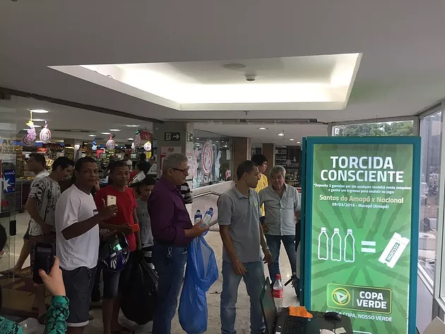 Parceria Triciclo & CBF – Copa Verde 2.016