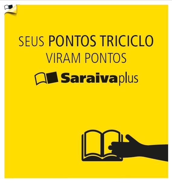 Parceria Triciclo & Saraiva