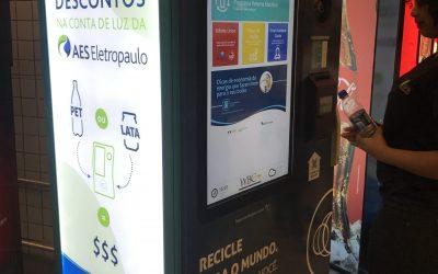 Triciclo & AES Eletropaulo expandem operação no Metrô/SP!