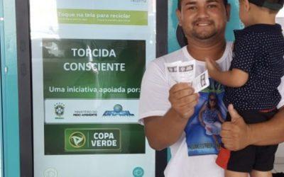 Copa Verde e Projeto Torcida Consciente