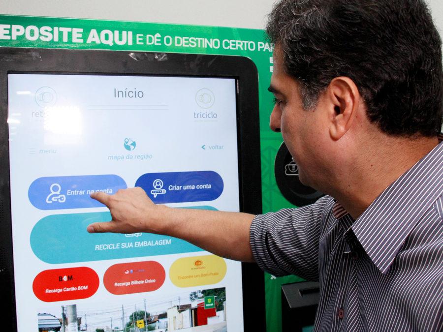 """Triciclo inicia operação """"Cuiabá Recicla"""": projeto com apoio da Prefeitura de Cuiabá"""