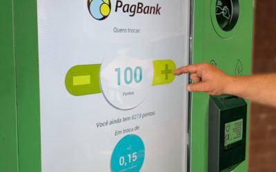 """""""Lixo"""" por dinheiro, sim: Triciclo inicia parceria com o Pagbank!"""