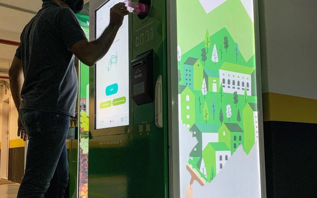 Retorna Machine é instalada na nova Sede do Banco Original