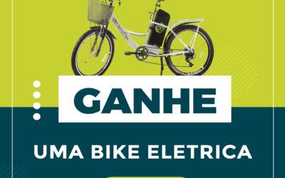 Prolata e Triciclo premiam com bike elétrica quem mais reciclar em 2020