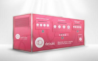 Deixaki: o maior e mais diverso ecoponto tem lançamento oficial